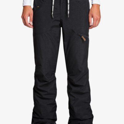 Pantalón nieve ROXY de Talle Alto para Mujer Nadia TRUE BLACK (kvj0) Ref. ERJTP03087 negro