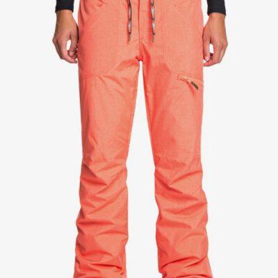 Pantalón nieve ROXY de Talle Alto para Mujer Nadia LIVING CORAL (mjl0) Ref. ERJTP03087 rosa coral