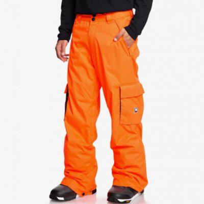 Pantalón nieve DC SHOES hombre waterproofing BANSHEE (nkr0) Ref. ADYTP03047 naranja