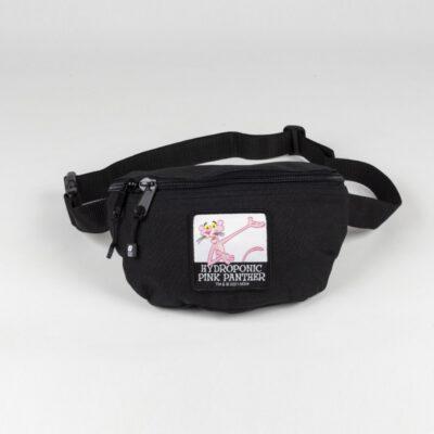 Riñonera HYDROPONIC unisex 2 litros FANNY PINK SHOW BLACK Ref. BG0039P10-01 Pantera Rosa negra
