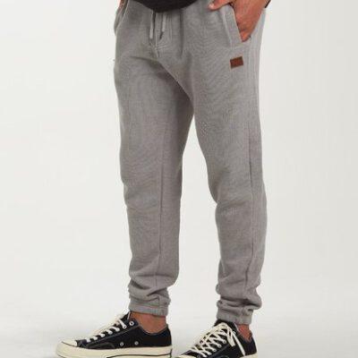 Pantalón chándal BILLABONG JOGGER Balance Pant Cuffed LIGHT GREY (0015) Ref. U1PT08BIF0 Gris claro