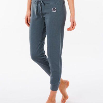 Pantalón de Chándal RIP CURL deporte para Mujer Surfer's Original Pant navy Ref. GPAB27 azul gris