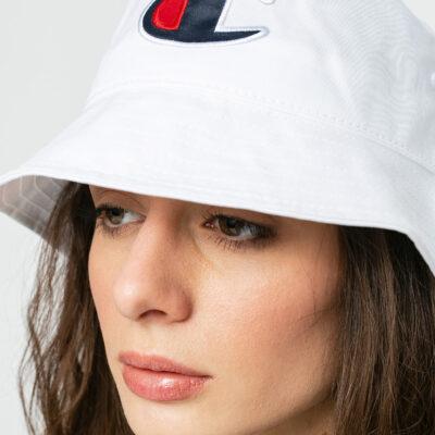 Sombrero CHAMPION de copa pescador Bucket Hat (wht) Ref. 804794 blanco