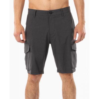 Pantalón corto RIP CURL bermudas para Hombre Trail Cargo Black Ref. CWABL9 Negro bolsillos laterales