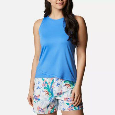 Camiseta COLUMBIA tirantes deporte Windgates™ II Tank Harbor Blue Ref. 1931902458 azul