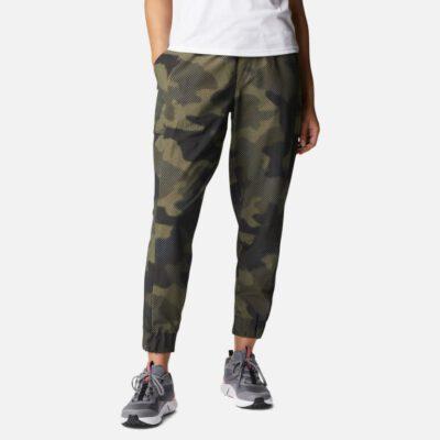 Pantalones deportivos COLUMBIA para mujer Pleasant Creek™ Stone Green Spotted Camo Print Ref. 1981521398 verde camuflaje