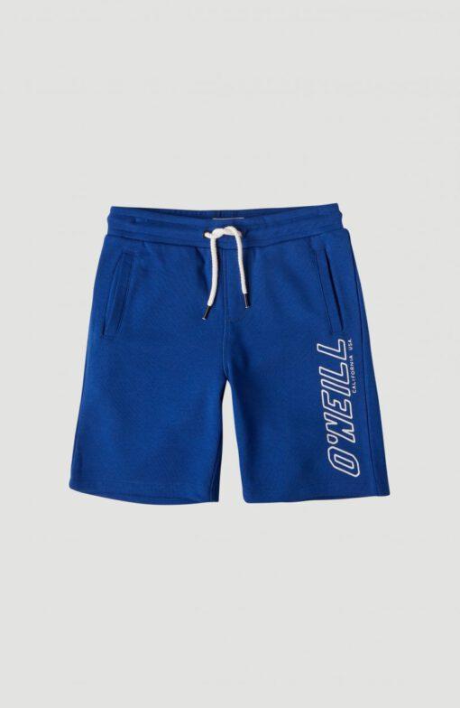 Pantalón corto O'NEILL chándal para niño ALL YEAR ROUND JOG SHORTS Surf blue Ref. 1A2596 azul royal