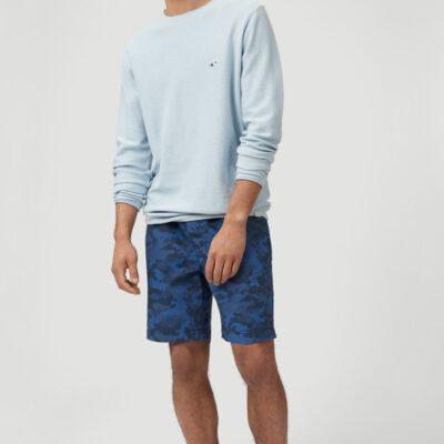 Pantalón O'NEILL corto para hombre DRESSED CAMO SHORTS True Navy Ref. 1A3719 azul camuflaje