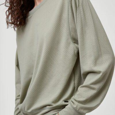 Sudadera O'NEILL cuello redondo ESSENTIAL STRUCTURE CREW SWEATSHIRT Deset Sage Ref. 1A6422 verde