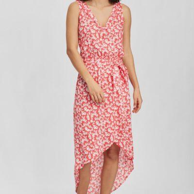 Vestido O'NEILL tirantes para mujer CALI MIDI DRESS Red AOP Ref. 1A8940 rojo/blanco flores Nueva colección 2021
