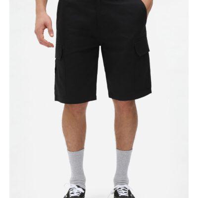 Nueva colección Bermuda corta DICKIES Short hombre bolsillos laterales Millerville BLACK Ref. DK0A4XED Negro