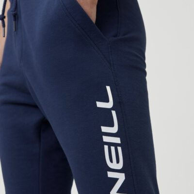 Pantalón chándal O'NEILL largo para hombre SWEATPANTS MEN Ink Blue Ref. N02701 Azul marino logo pierna