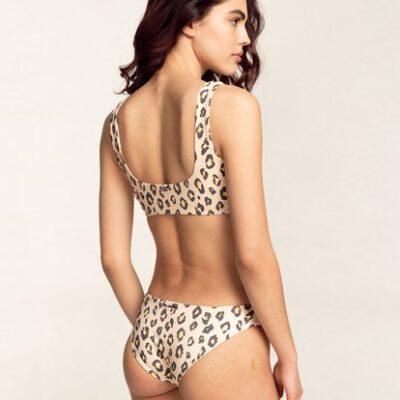 Braguita mini BILLABONG una pieza de Bikini Reversible para Mujer Sweet Sands Tropic MULTI Ref. W3SB77BIP1 leopardo/flores