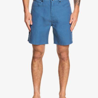 """Bermuda corta QUIKSILVER Short tejano para Hombre Nelson Surfwash 18""""(BNTO ) Ref. EQYWS03590 moonlit ocean azul oscuro"""