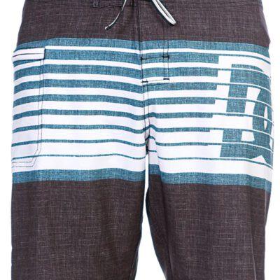 Bañador DC Shoes surfero Hombre Short elástico Liman Pirate (prtd) Ref. D0538110081 gris/azul