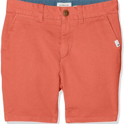 Pantalón corto QUIKSILVER Short chino niño Krandy (nmh0) Ref. EQBWS03161 Rojo claro
