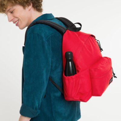 MOCHILA EASTPAK Padded Zippl'r con bolsillo portátil 24l. EK0A5B74K47 Sailor double Red roja lisa