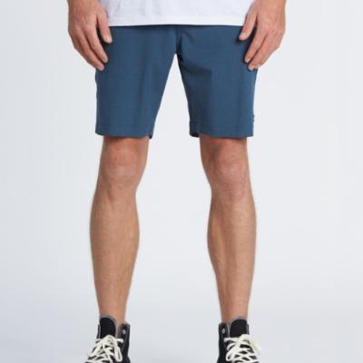 """Bermuda/bañador BILLABONG pantalones cortos sumergibles para Hombre Crossfire Mid 19"""" DEEP SEA Ref. S1WK21 azul"""