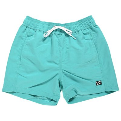 Bañador BILLABONG surfero niño Short elástico Boys' All Day Lb Cool mint Ref. N2LB01 azul agua