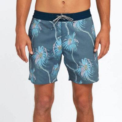 Bañador BILLABONG Short elástico para Hombre Sundays LT Navy Ref. H1BS22 Azul flores