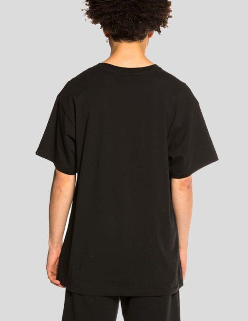 """Camiseta GRIMEY manga corta unisex """"High Priestess"""" Black Ref. GA605-S21Q2 negra estampada pecho"""
