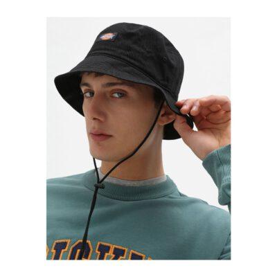 Sombrero DICKIES gorro de copa pescador Clarks Grove Black Ref. DK0A4XE7BLK1 negro