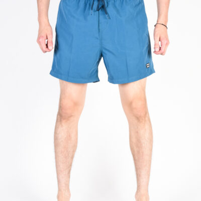 """Bañador BILLABONG Short elástico para Hombre All Day Laybacks 16"""" Harbor Blue Ref. H1LB16 azul liso"""