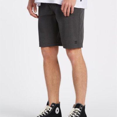 """Bermuda/bañador BILLABONG pantalones cortos sumergibles para Hombre Crossfire Mid 19"""" ASPHALT (0812) Ref. S1WK21 gris"""