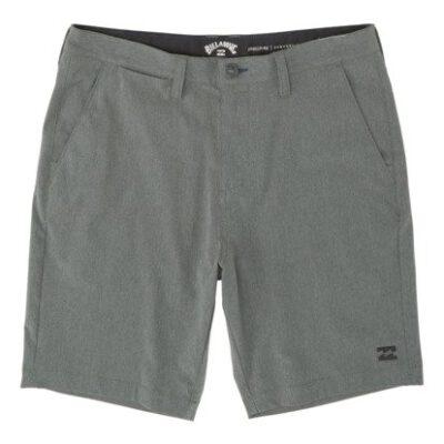 """Bermuda/bañador BILLABONG pantalones cortos sumergibles para Hombre Crossfire Mid 19"""" DARK MILITARY Ref. S1WK21 verde militar"""