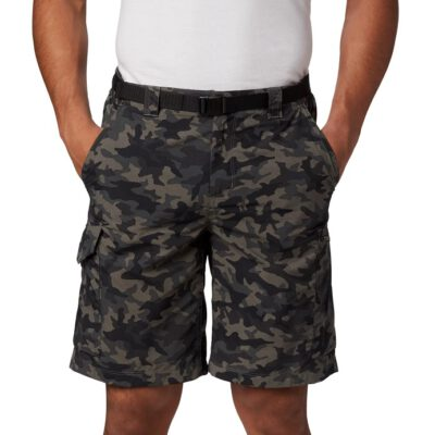 Pantalón corto COLUMBIA Shorts para hombre Silver Ridge™ Black Camo Ref. 1587033160 camuflaje