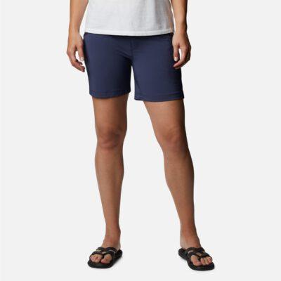 Pantalones deportivos COLUMBIA cortos para mujer Shorts Peak to Point™ Nocturnal Ref. 1727611466 azul
