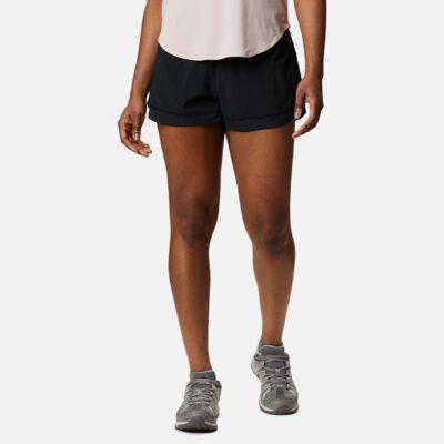 Pantalones deportivos COLUMBIA cortos para mujer Shorts Titan Ultra™ II Black Ref. 1842511010 negro