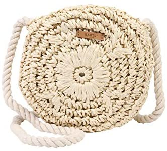 Bolso BARTS de mano de paja para mujer VENUS SHOULDERBAG Wheat Ref. 6336010 Paja natural
