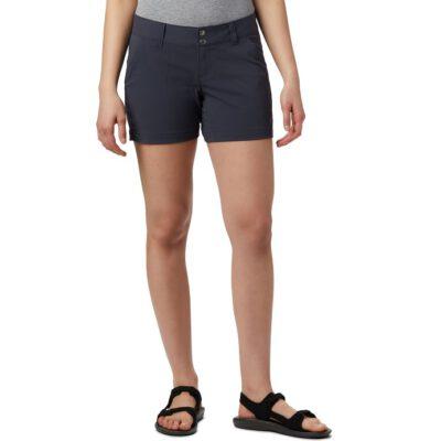 Pantalones deportivos COLUMBIA cortos para mujer Shorts elástico Saturday Trail™ India Ink Ref. 1533781419 gris/azul