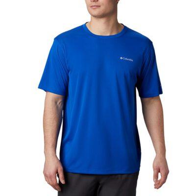 Camiseta COLUMBIA manga corta técnica deporte hombre Zero Rules™ azul Ref. 1533313434 azul royal