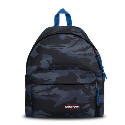 MOCHILA EASTPAK Padded Pak'r® 24l. EK620K84 Outline Mysty camuflaje negra/azul
