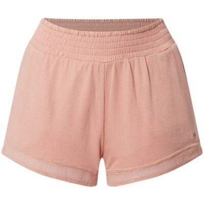 Pantalón corto O'NEILL práctico y cómodo para Mujer LW SUNAKO SMOCK SHORT Past rose Ref. 9A7506 rosa palo