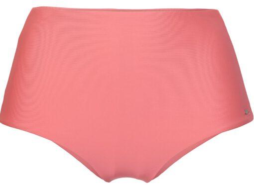 Braguita de bikini O'NEILL una pieza talle alto Mujer PW HIGH RISE BIKINI BOTTOM Shocking pink Ref. 8A8523 rosa