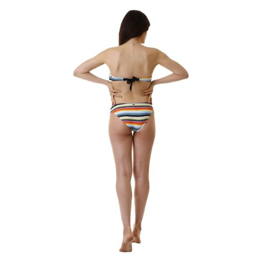 Conjunto de Bikini RIP CURL dos piezas para Mujer Beach BAZZAR Bandeau Set Ref. GSIPR4 multicolor rayas