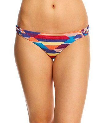 Braguita de bikini ROXY una pieza cobertura normal Mujer trenzadas Dry Wind Ref. ERJX403075 multicolor