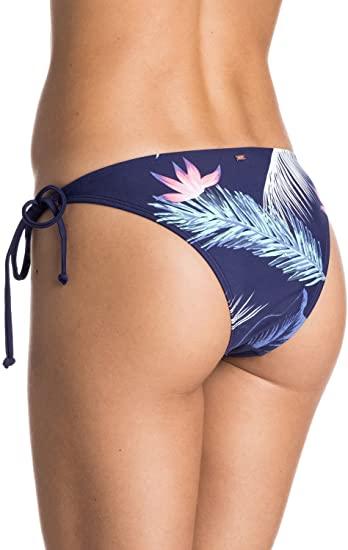 Braguita de bikini ROXY una pieza cobertura normal Mujer Tie Side Surfer (pss6) Ref. ARJX403144 Morado flores
