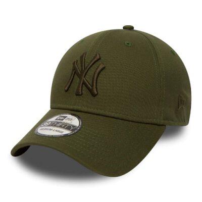 Gorra New Era Cap 39THIRTY NEW YORK YANKEES league essential Ref. 80536609 verde