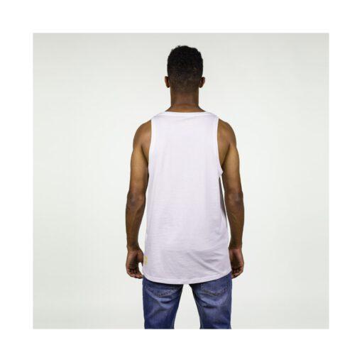 Camiseta HYDROPONIC Hombre divertida tirantes COCKTAIL WHITE Ref. 20038-02 blanca