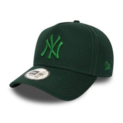 Gorra New Era Cap ADJUSTABLE NEW YORK YANKEES ESSENTIAL GREEN A FRAME Ref. 11794674 verde