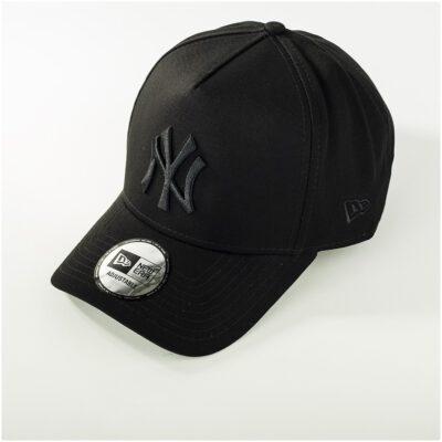 Gorra New Era Cap ADJUSTABLE NEW YORK YANKEES ESSENTIAL Black A FRAME Ref. 80536445 negra