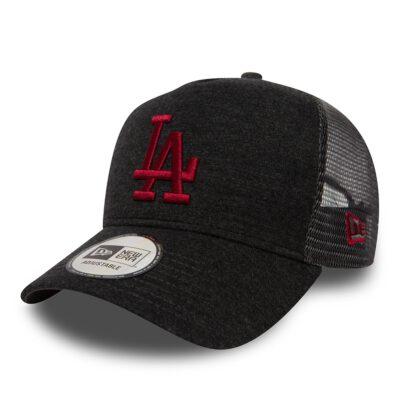 Gorra New Era Cap ADJUSTABLE rejilla Los Angeles Dodgers Dry Switch Jersey Ref. 80636071 gris con logo rosa