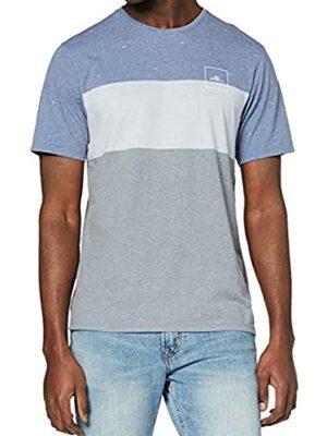 Camiseta O'NEILL hombre manga corta surfera YARDAGE T-SHIRT blue Ref. 8P2304 azul