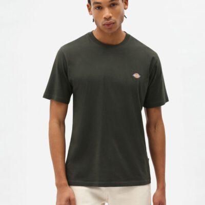 Camiseta DICKIES hombre Manga corta básica SS MAPLETON T-Shirt green Ref. DK0A4XDBOGX verde oliva
