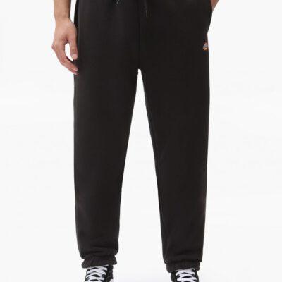 Pantalón chándal DICKIES ajuste regular para hombre clásico Mapleton black Ref. DK0A4XIMBLK1 negro