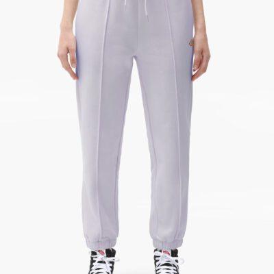 Pantalón chándal DICKIES ajuste regular para mujer clásica Mapleton Lilac Gray Ref. DK0A4XLTB881 lila pastel